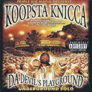 Koopsta Knicca (Three 6 Mafia) - Da Devils Playground (Yellow / Orange Vinyl)