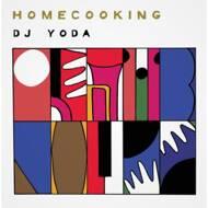 DJ Yoda - Homecooking (Red Vinyl)