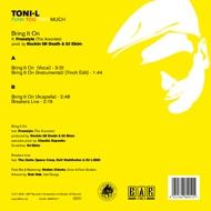 Toni L - Bring It On