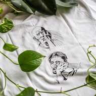 Pufuleti (Joe Space) - Tumbulata (T-Shirt Weiß)